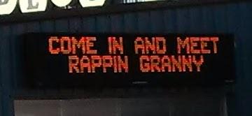 rappin granny